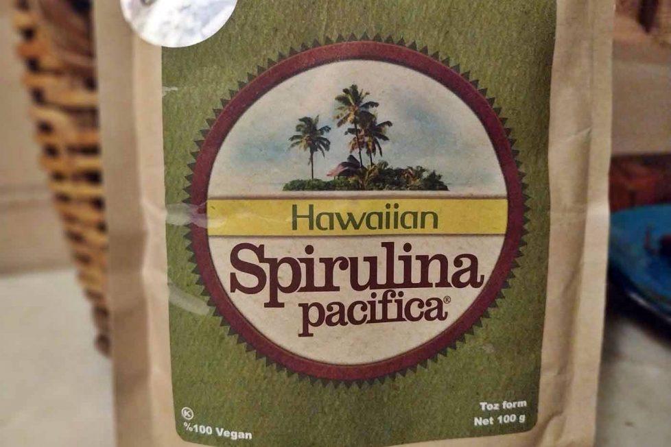 Hawaiian Spirulina Pacifica Ürün İncelemesi