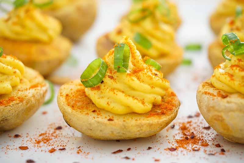 Çıtır Patates Lokması