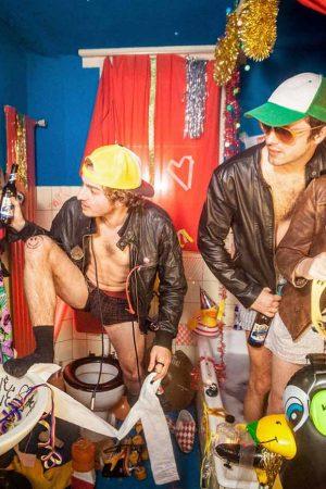 İsviçre'den keyifli ve muzip bir Blues Punk üçlüsü: THE LOVERS