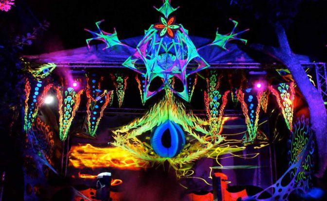 2020'nin en iyi psy-trance festivalleri