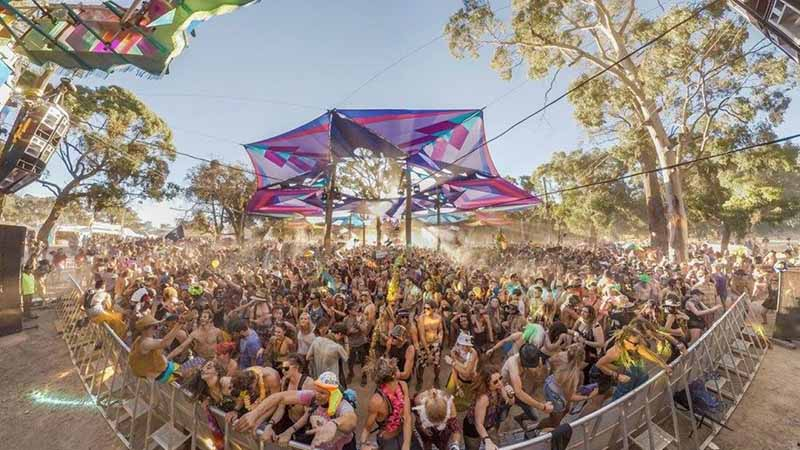 Earth Frequency Festival 2020