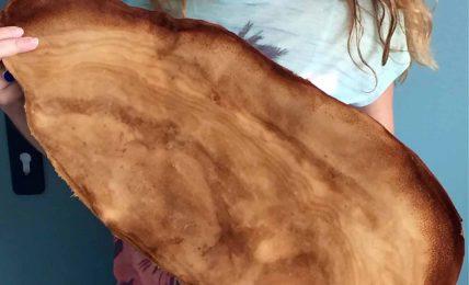 Muskin: Mantardan yapılan bitkisel deri
