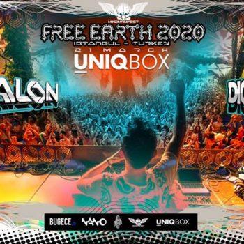 Avalon & Dickster: Free Earth Turkey Pre-Event