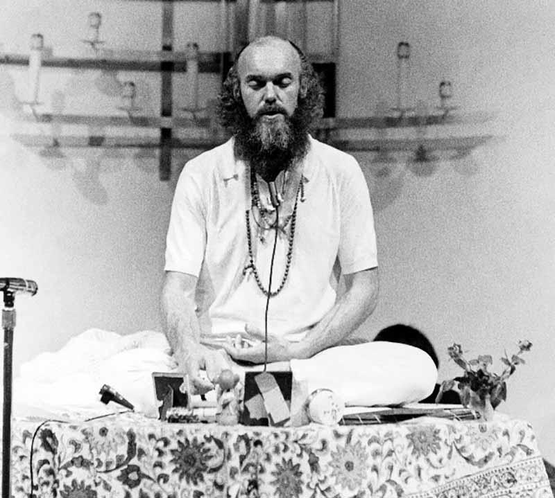 Ram Dass gençliğinde
