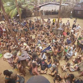 300 kişi Tribal Gathering Festival'inde Covid-19 nedeniyle karantinada kaldı