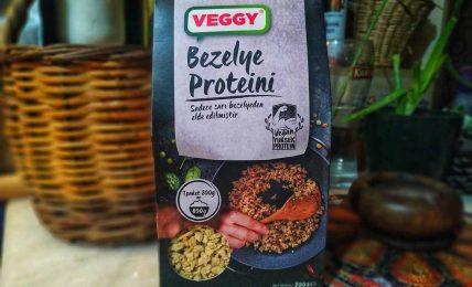 Veggy Bezelye Proteini Ürün İncelemesi