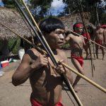 Yanomami kabilesi de salgından etkilendi