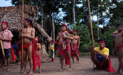 Koronavirüs kapalı yaşayan yerli kabilelere kadar yayıldı
