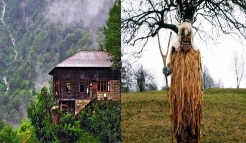 Doğu Karadeniz yöresinde şaman gelenekler ve şeytani mitler