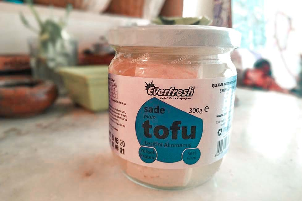 Everfresh Sade Tofu Ürün İncelemesi