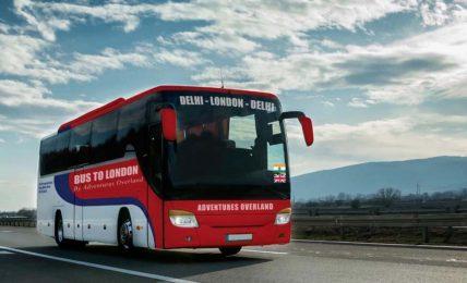 70 gün içinde Delhi'den Londra'ya gidebilirsiniz