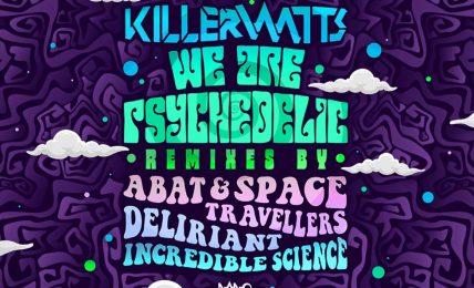Incredible Science, Killerwatts'ın remix yarışmasında 3'üncülük aldı