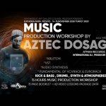 Aztec Dosage ile müzik prodüksiyonu eğitimi