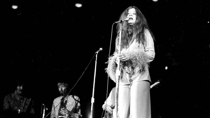 Janis Joplin'e dair bilinmeyen 8 detay